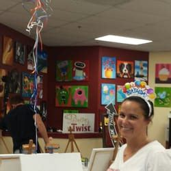 paint with a twist orlando painting with a twist 46 photos paint sip horizons