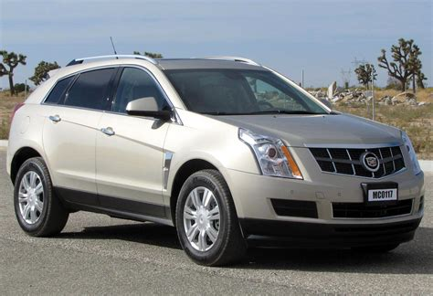 2010 Cadillac Srx Specs 2010 cadillac srx ii pictures information and specs