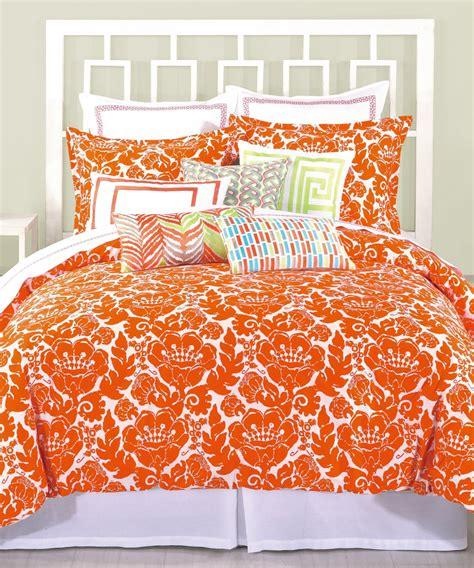 and orange comforter sets 10 bright orange comforters and bedding sets