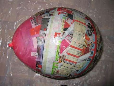 mache crafts everyday quot how to s quot how to paper mache