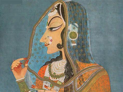 indian painting bani thani india s mona 18th century indian arts