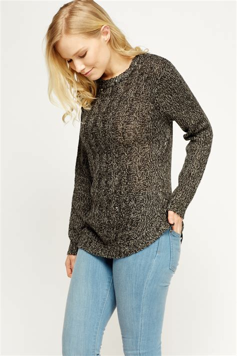 next cable knit jumper cable knit casual jumper just 163 5