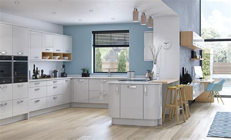 light grey kitchen light gray modern kitchen quicua
