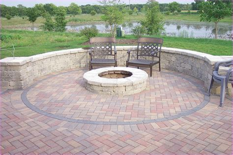 brick patio designs with pit brick patio ideas with pit home design ideas