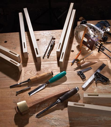 woodworking mortise 4 ways to make a mortise popular woodworking magazine