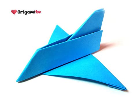 how to make an origami aeroplane easy origami airplane all