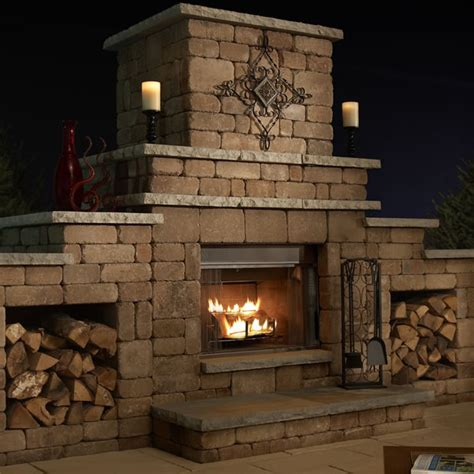 fireplace plan easy outdoor fireplace design plans cad pro