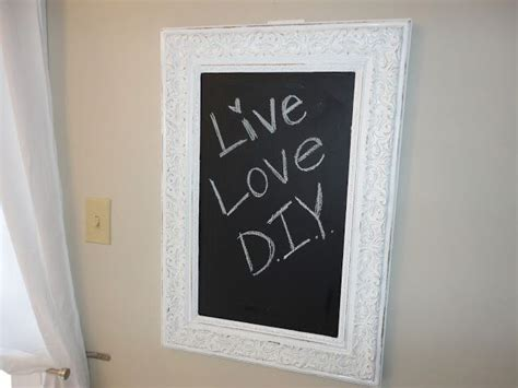 diy chalk paint mirror chalk painted mirror crafts