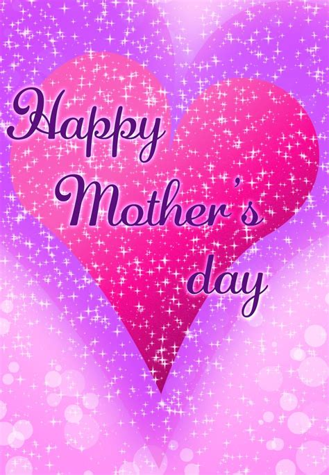 mothers day card free printable happy mothers day greeting card my