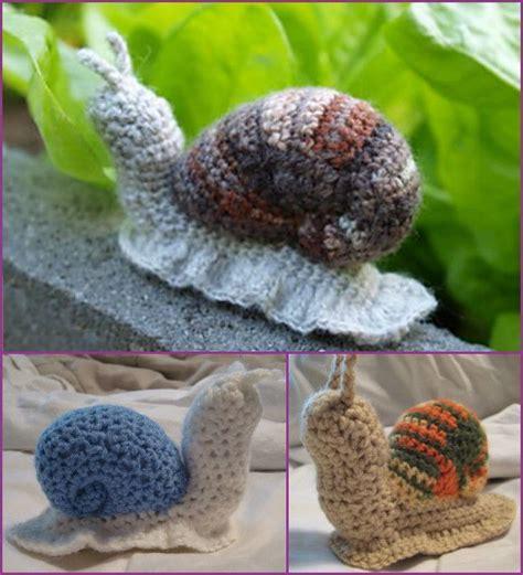 knitted snail pattern 1000 ideas about crochet snail on crochet