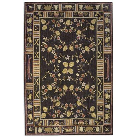 moose area rug moose area rugs