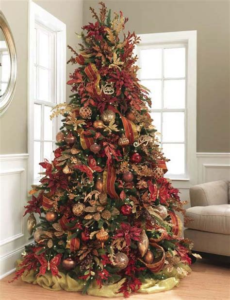 celebrate it tree tree decorating ideas style theories