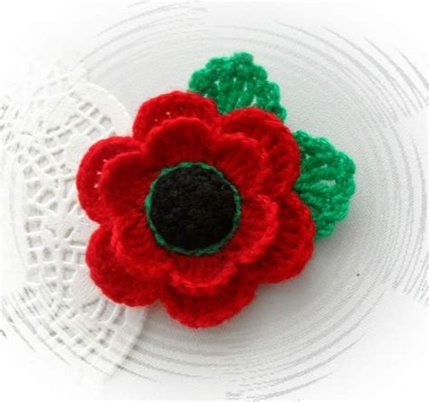 how to knit a poppy flower sew knit crochet 10 handpicked ideas to discover in other
