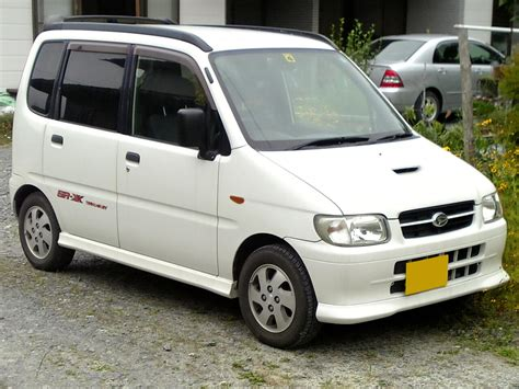 Daihatsu Move by 1998 Daihatsu Move Related Infomation Specifications
