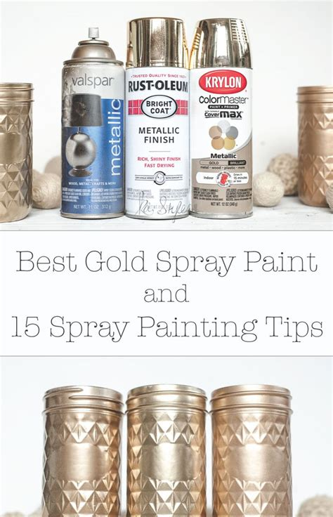 spray paint review best gold spray paint gold spray the cap and spray