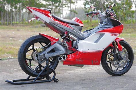 Foto Modifikasi Sepeda by Foto Gambar Modifikasi Sepeda Motorcat