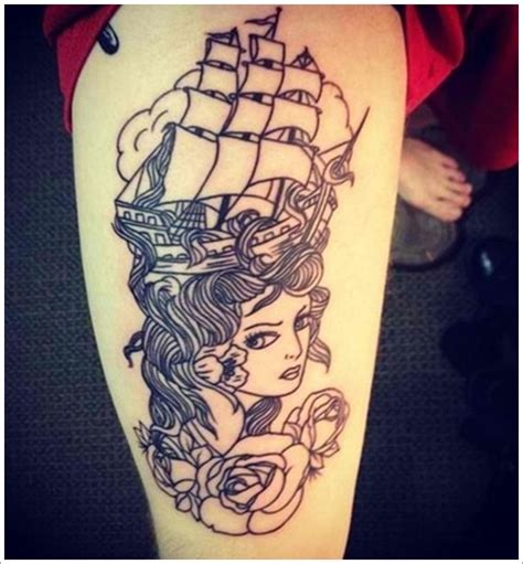 unique nautical tattoo designs for you