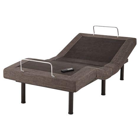 adjustable base bed frame adjustable power base bed frame eco ebay