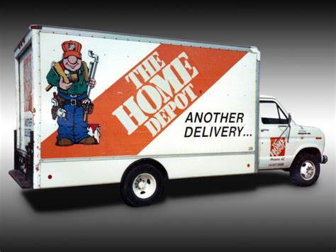 home depot paint delivery home depot delivery driver pictures to pin on