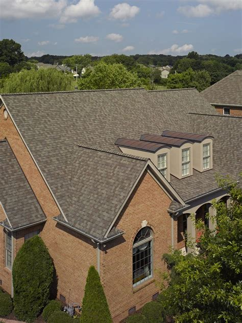 paint with a twist lutherville landmark in weathered wood certainteed roofing