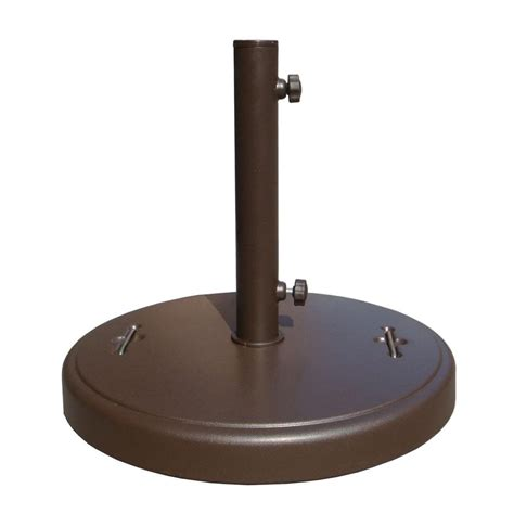 brown patio umbrella 86 lbs brown patio umbrella base with wheels