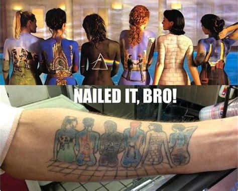 nailed it 14 terrible tattoos buzz io