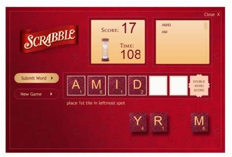 worldwinner scrabble cubes 5 websites to play scrabble with friends