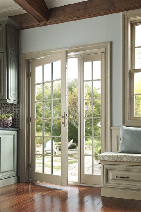 patio door designs in swing patio door wood vinyl fiberglass
