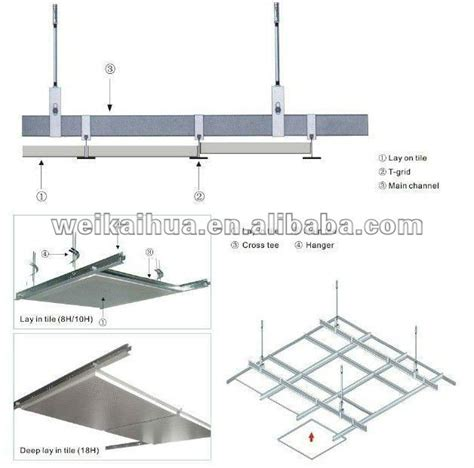 Armstrong Gypsum Ceiling Tiles by Metal Exposed Ceiling Joist View Metal Ceiling System