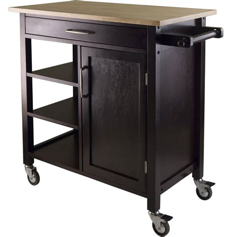 kitchen island rolling cart mali rolling kitchen cart in kitchen island carts