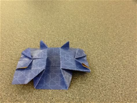 flapping butterfly origami origami flapping butterfly folding