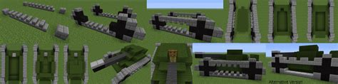 Where To Get House Blueprints how to build a tank in minecraft minecraft guides