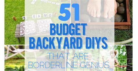 ideas for your backyard creative diy ideas for your backyard