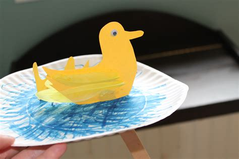 duck crafts for monday moments