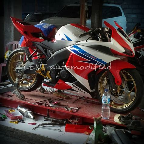 Foto Modification Cb by Modification Cb 150 R Modification Honda Cb 150 R