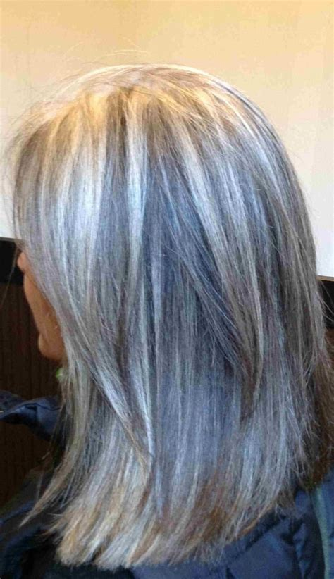pictures of grey hairstyles with pink highlights 25 best ideas about gray hair transition on pinterest
