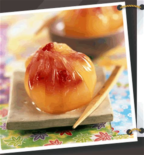 recettes de desserts japonais