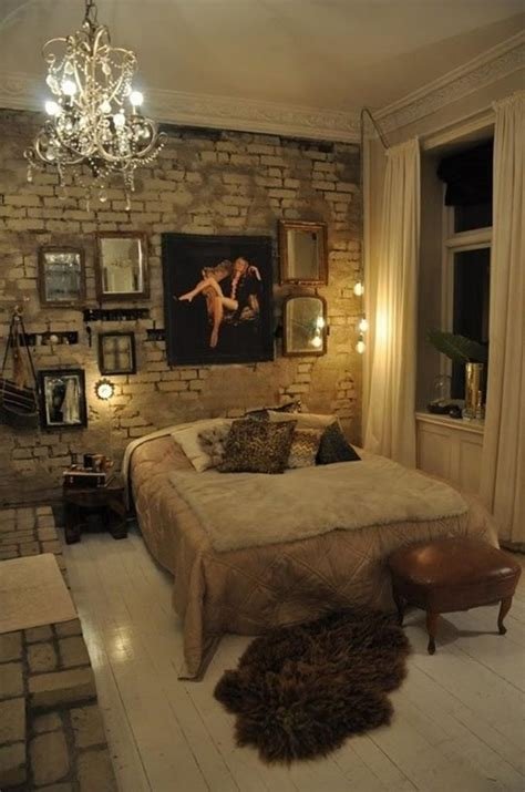 wall design for bedroom 20 modern bedroom designs with exposed brick walls rilane