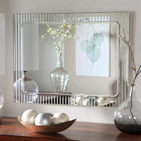 mirror decoration d 233 cor frameless deco wall mirror 23 5w x 31