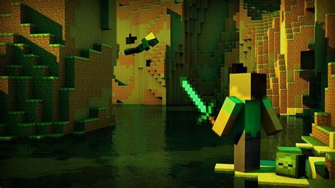 mine craft wall paper cool minecraft backgrounds wallpaper cave