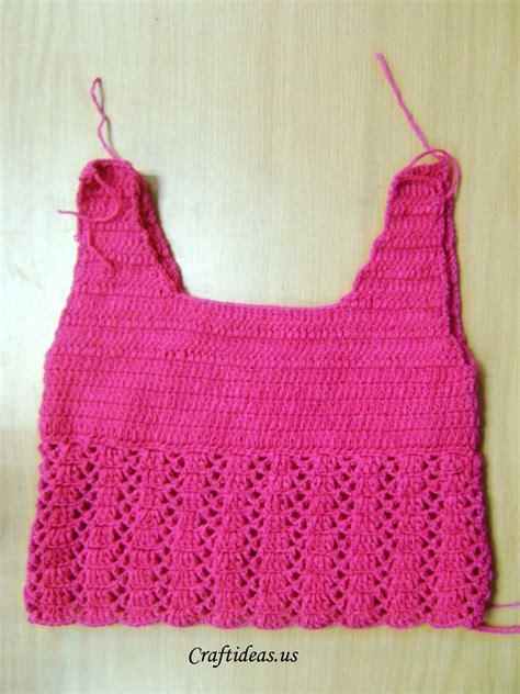 crochet tutorial crochet baby dress tutorial craft ideas