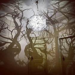 tree chandelier tree shadow chandelier design trees
