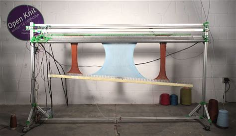 best knitting machine beyond 3d printing openknit is a 3d knitting machine