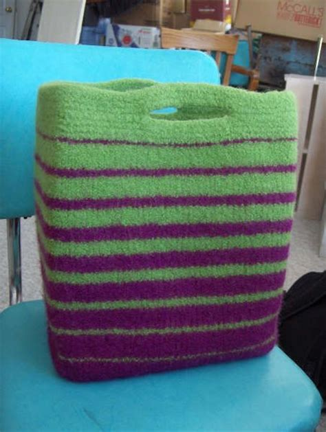 felted purse knitting patterns 17 best ideas about felt bags on handmade bags