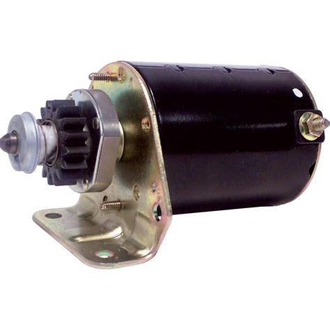 Electric Motor Starter by Electric Replacement Starter Briggs Stratton Single