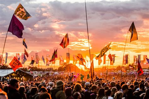 festival pictures 2017 tickets on sale in october glastonbury festival