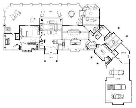 log mansions floor plans one story log home designs one story log home floor plans