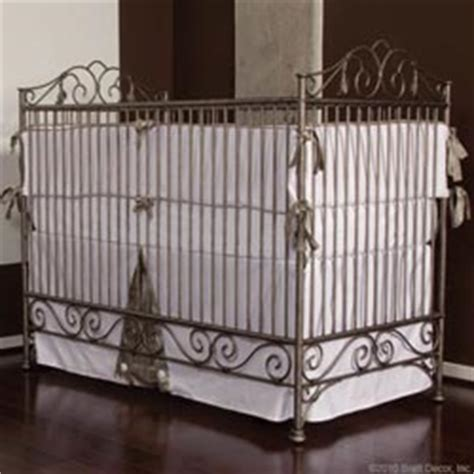 iron baby cribs for sale wrought iron metal crib set vintage antique ababy