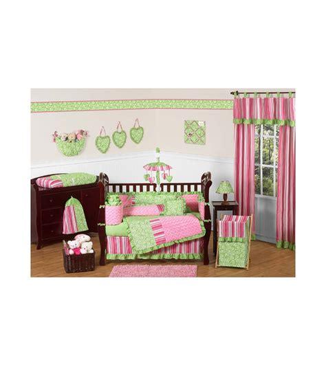 jojo crib bedding sets sweet jojo designs 9 crib bedding set