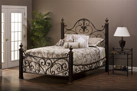 Wrought Iron Bed Frame Canada Stylish Iron Bed Frames